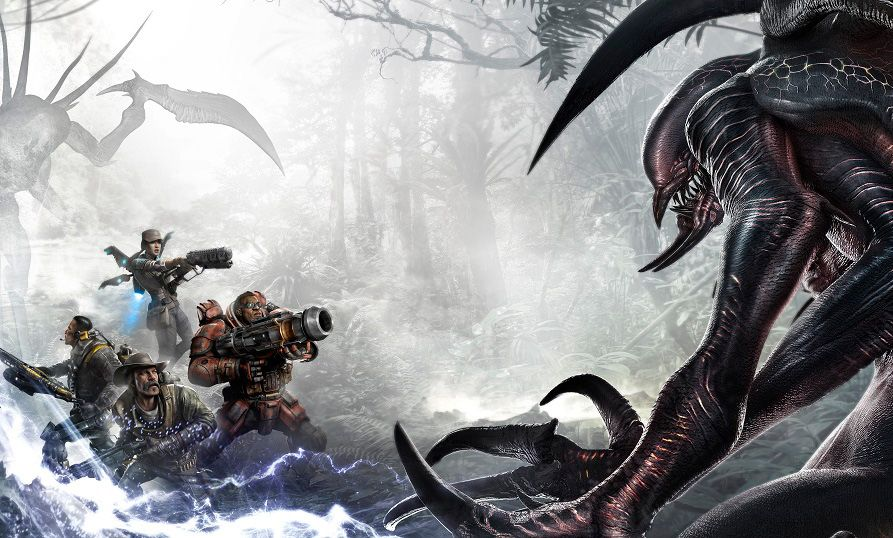 Evolve's Third Monster Wraith Is a Devious Force Of Nature