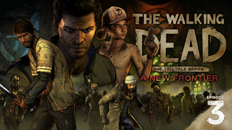 The Walking Dead: A New Frontier Episode 3: Above The Law Review