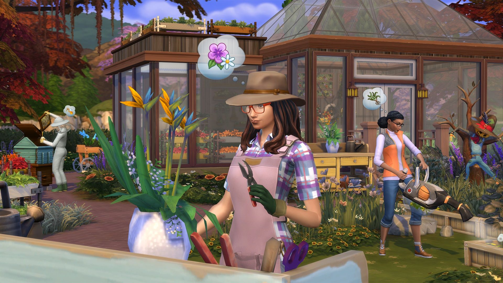 Recenze The Sims 4 Seasons