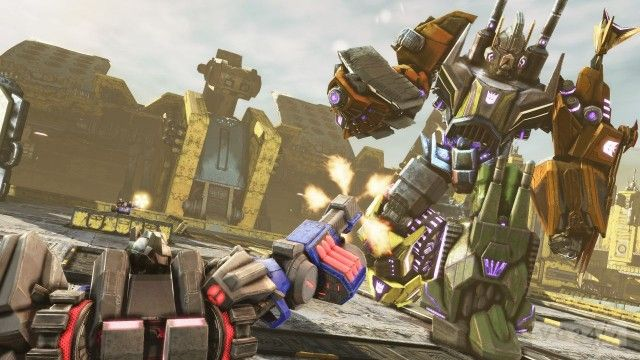 Transformers: Fall Of Cybertron Heads To Xbox One in PS4 Jutri