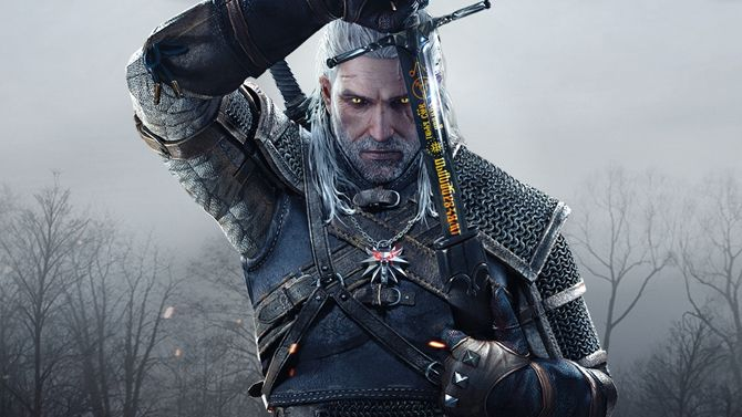 The Witcher 3: Wild Hunt Game Of The Year Edition arrive