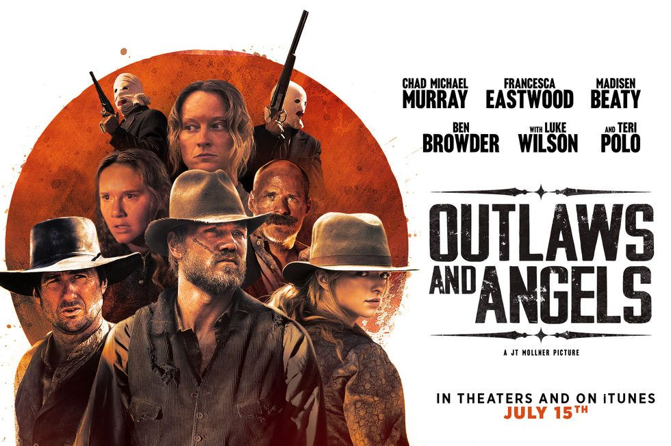 Recenzia Outlaws And Angels