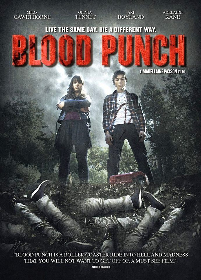 Blood Punch Review