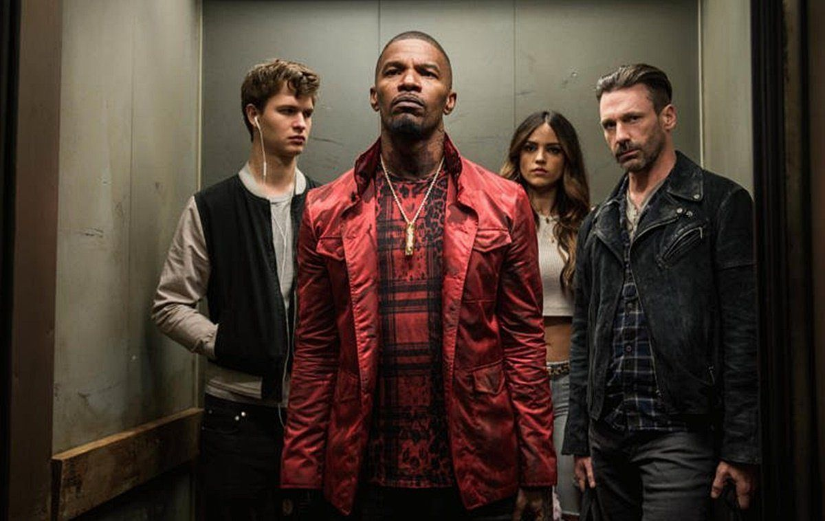 Cinemaholics # 21: Baby Driver Review