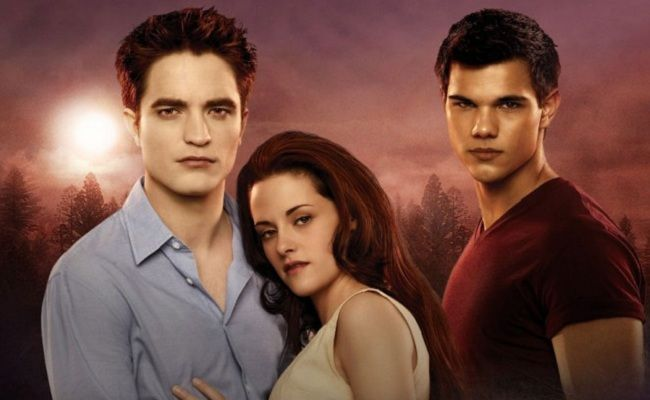 Twilight Saga To Forts After Breaking Dawn - Del 2