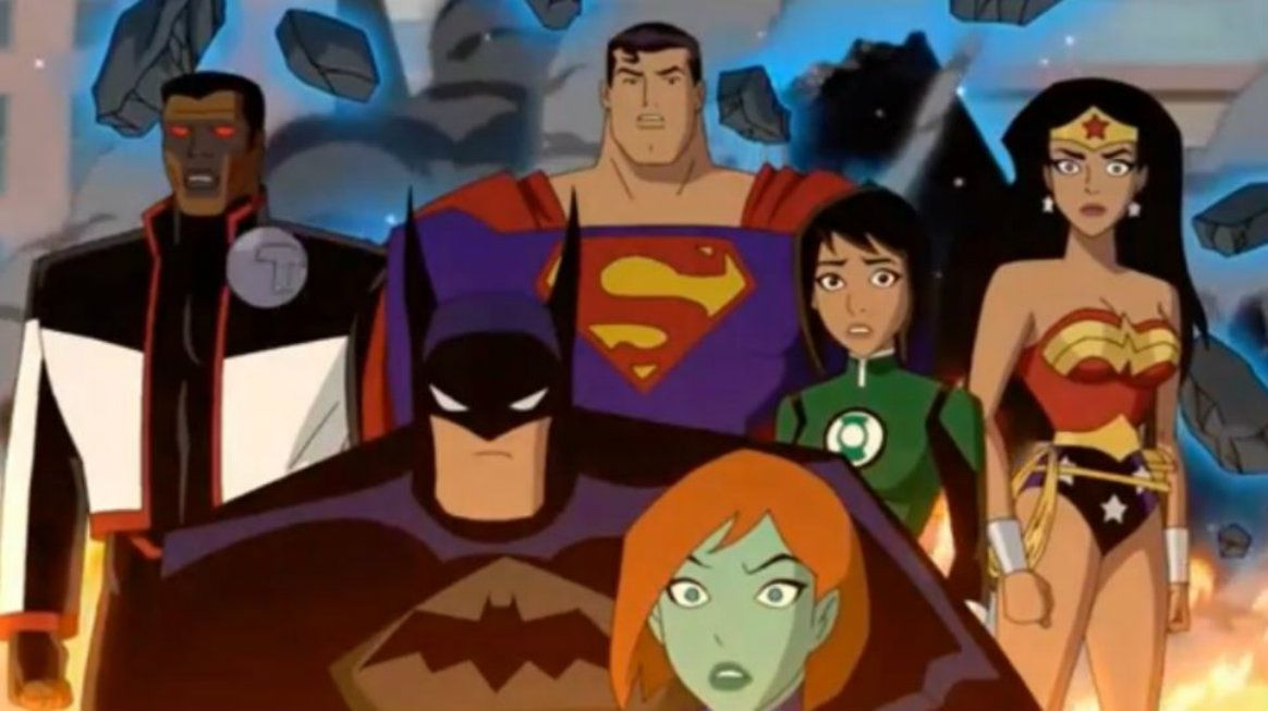 Justice League Vs. Die Fatal Five Blu-Ray Review