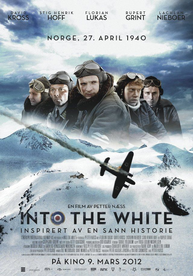 Into The White Review