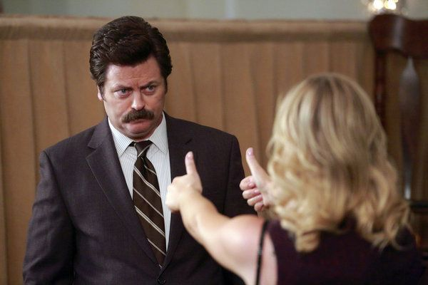 Parks And Recreation Review: Ron und Diane (Staffel 5, Folge 9)