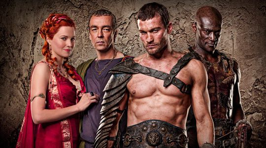 Andy Whitfield será reemplazado en Spartacus: Blood And Sand?
