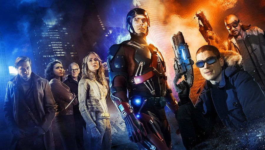 First Look Promo For The Flash Seizoen 2, Aflevering 8: Legends Of Today