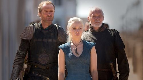 Review ng Game Of Thrones: Walk Of Punishment (Season 3, Episode 3)