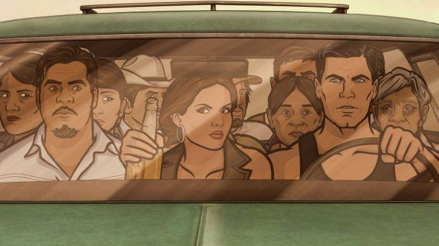 Archer Review: Coyote Lovely (Sezonul 4, Episodul 8)