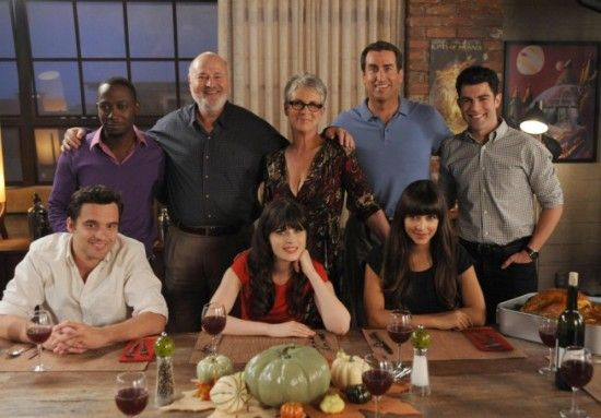 New Girl Review: Thanksgiving 2 (Staffel 2, Folge 8)