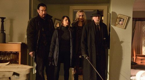 The Strain Review: The Disappeared (Temporada 1, Episodio 9)