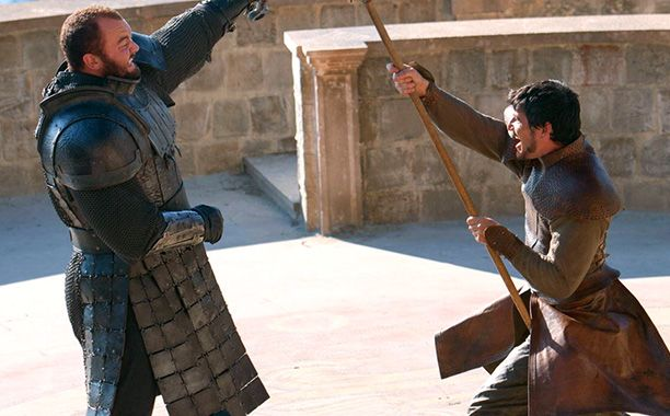 Dàn cast Beyond The Wall: The Mountain And The Viper (Tập 8)